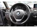 Black Steering Wheel Photo for 2014 BMW 3 Series #94237701