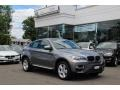 Space Grey Metallic 2014 BMW X6 xDrive35i