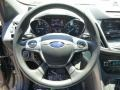 2014 Sterling Gray Ford Escape SE 2.0L EcoBoost  photo #12