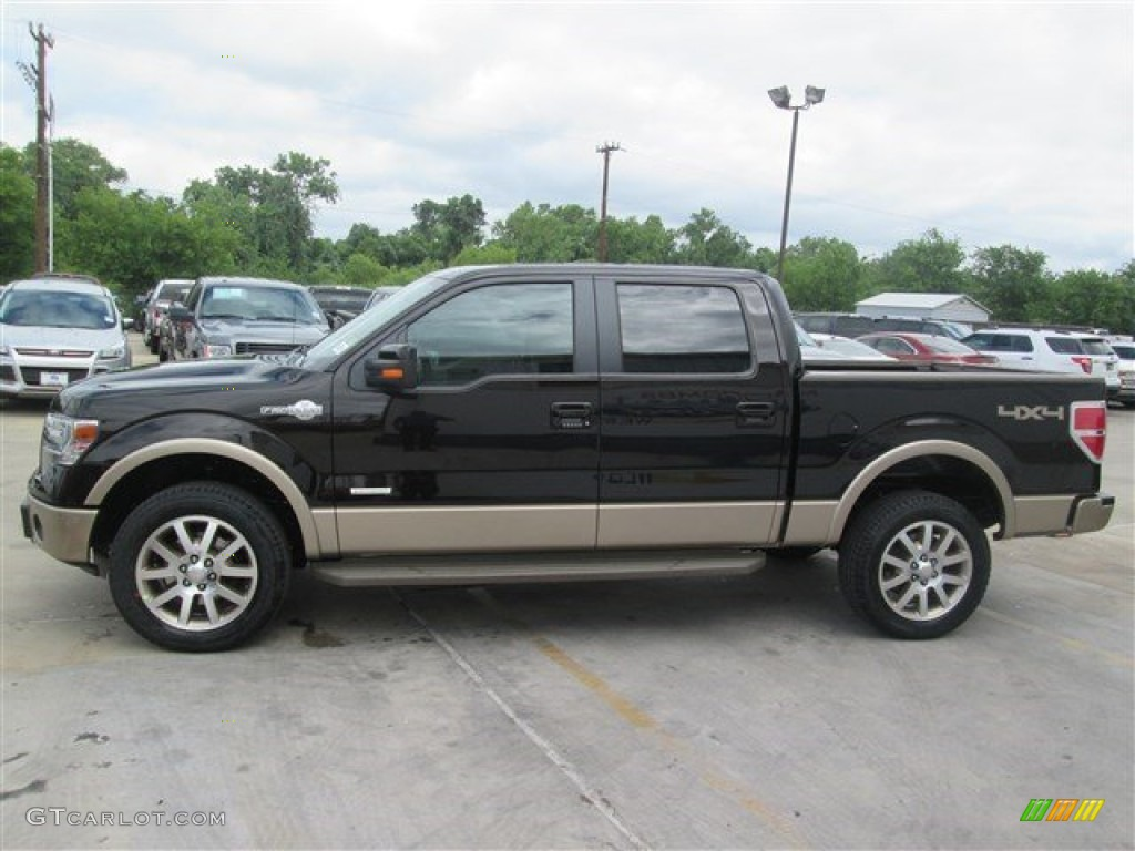 2014 kodiak brown ford f150 king ranch supercrew 4x4 94218930 photo 4 car. Black Bedroom Furniture Sets. Home Design Ideas