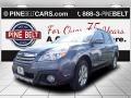 Twilight Blue Metallic 2014 Subaru Outback 2.5i Limited