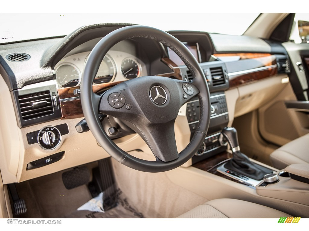 2012 mercedes benz glk 350 interior color photos