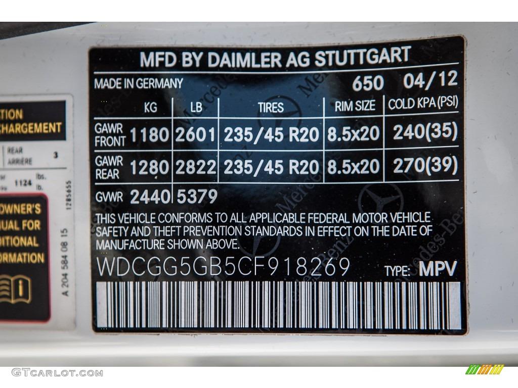 Palladium silver metallic 2012 mercedes benz glk 350 4matic exterior - 2012 Mercedes Benz Glk 350 Color Code Photos Gtcarlot Com