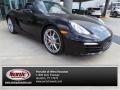 Black 2014 Porsche Boxster S