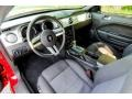 2009 Ford Mustang Light Graphite Interior Interior Photo