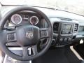 Black/Diesel Gray Dashboard Photo for 2014 Ram 1500 #94293680