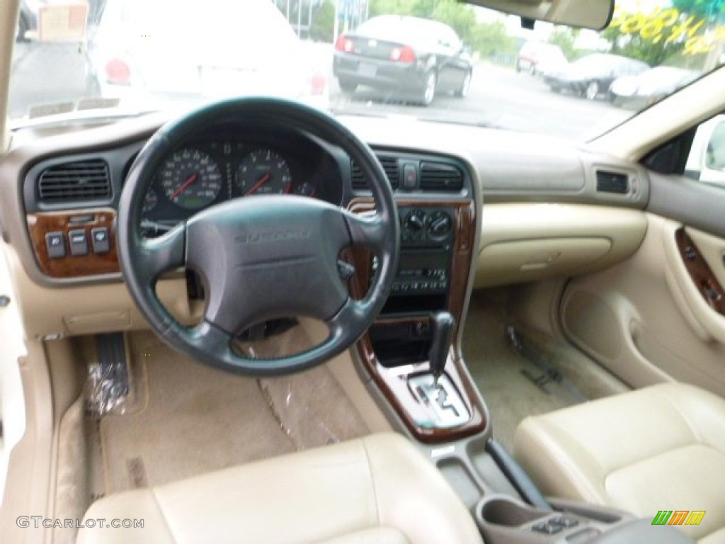 2000 Subaru Outback Limited Wagon Interior Color Photos