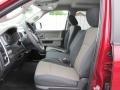 2012 Deep Molten Red Pearl Dodge Ram 1500 SLT Quad Cab 4x4  photo #12