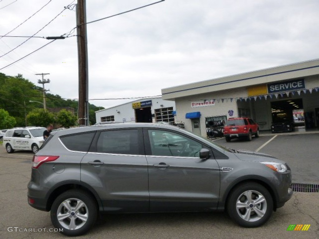 2014 Escape SE 2.0L EcoBoost 4WD - Sterling Gray / Charcoal Black photo #1
