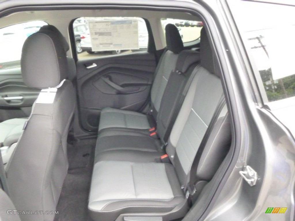 2014 Escape SE 2.0L EcoBoost 4WD - Sterling Gray / Charcoal Black photo #12