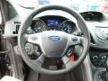 2014 Sterling Gray Ford Escape SE 2.0L EcoBoost 4WD  photo #19