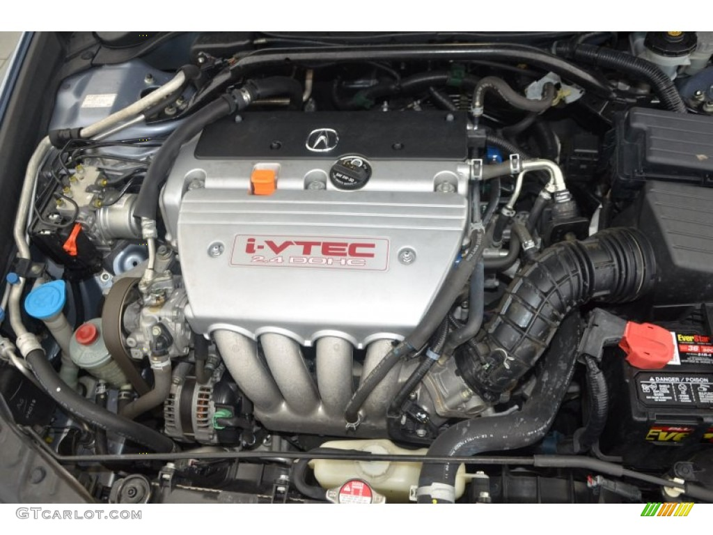 2007 Acura TSX Sedan Engine Photos | GTCarLot.com