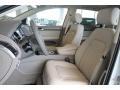 Cardamom Beige 2014 Audi Q7 Interiors