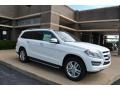 Polar White 2014 Mercedes-Benz GL 350 BlueTEC 4Matic