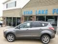 2014 Sterling Gray Ford Escape SE 2.0L EcoBoost 4WD  photo #7