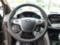 2014 Sterling Gray Ford Escape SE 2.0L EcoBoost 4WD  photo #17