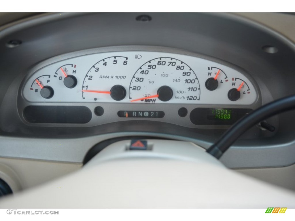 2004 Ford Explorer Sport Trac Xlt 4x4 Gauges Photos