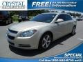 Gold Mist Metallic 2011 Chevrolet Malibu LT