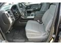 Jet Black/Dark Ash Interior Photo for 2014 Chevrolet Silverado 1500 #94331004