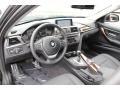 Black Interior Photo for 2014 BMW 3 Series #94334379