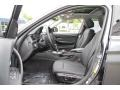 Black Front Seat Photo for 2014 BMW 3 Series #94334392