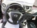 Charcoal Steering Wheel Photo for 2015 Nissan Versa #94340389