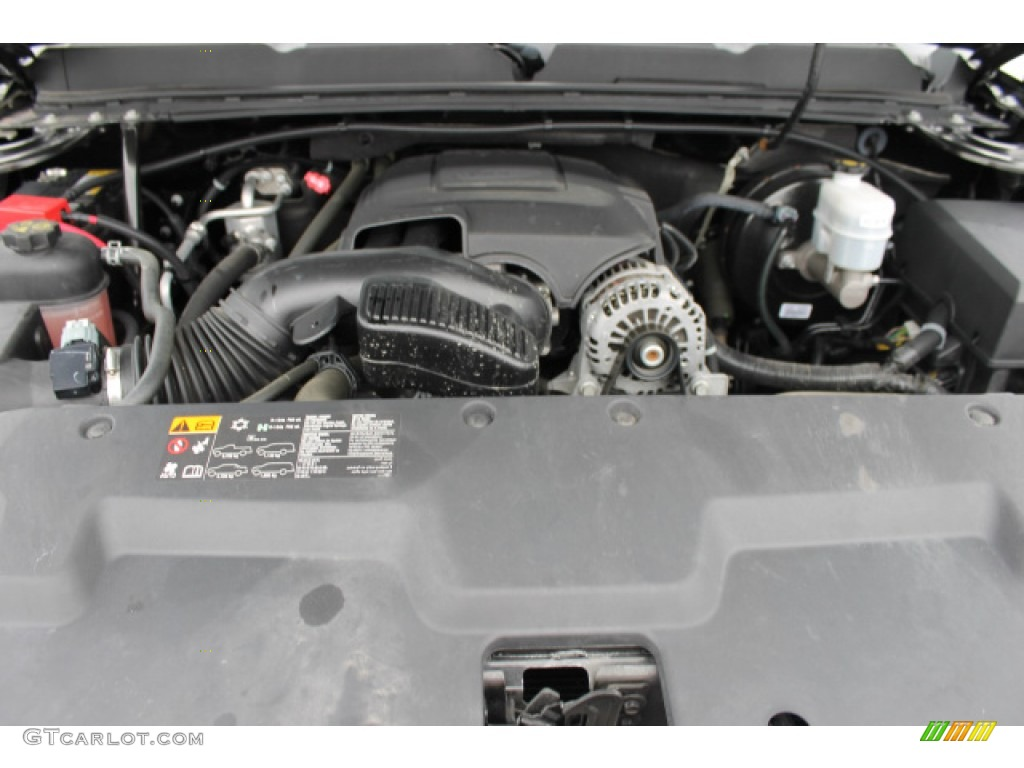 2012 Silverado 1500 LS Crew Cab - Black / Dark Titanium photo #7