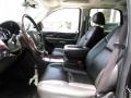 2012 Cadillac Escalade Ebony/Ebony Interior Front Seat Photo