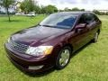 Cassis Red Pearl 2004 Toyota Avalon Gallery