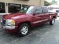 Sport Red Metallic 2006 GMC Sierra 1500 Gallery