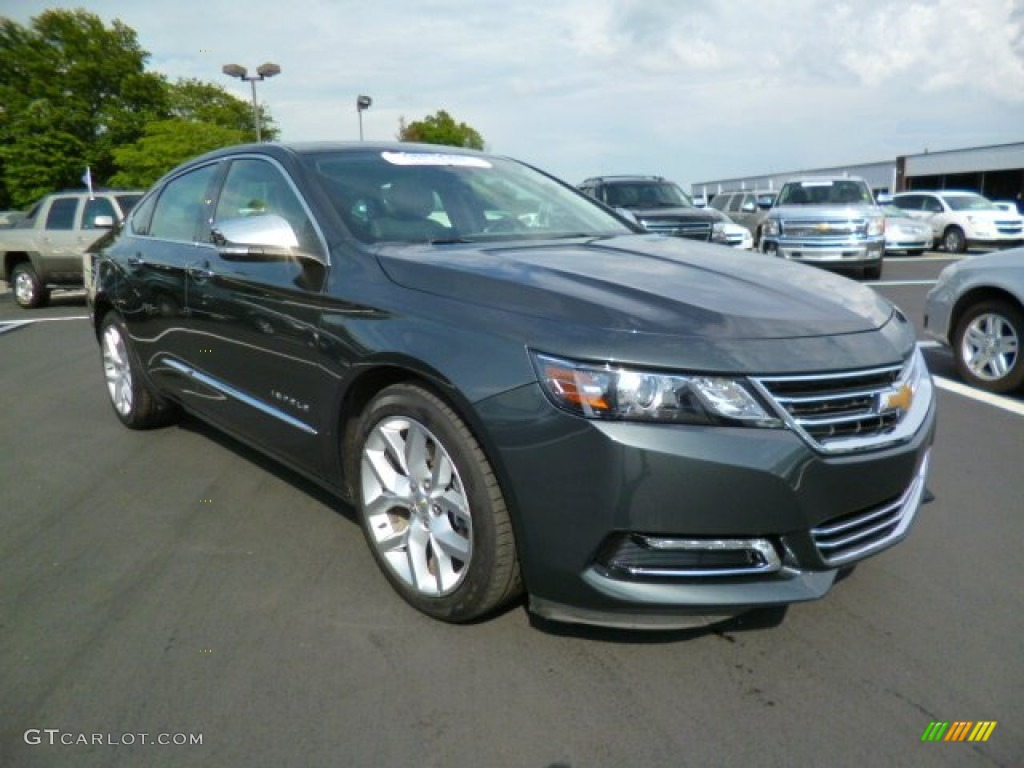 2014 Chevrolet Impala Ltz Exterior Photos