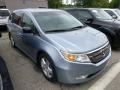 Celestial Blue Metallic 2011 Honda Odyssey Touring Elite