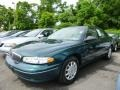 2000 Jasper Green Metallic Buick Century Custom #94394835