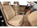 Parchment 2005 Acura TSX Interiors