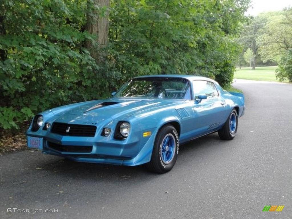 1979 bright blue chevrolet camaro z28 94428790 photo 5 car color galleries. Black Bedroom Furniture Sets. Home Design Ideas