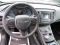 Black Steering Wheel Photo for 2015 Chrysler 200 #94429880