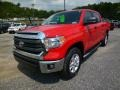 2014 Radiant Red Toyota Tundra SR5 Crewmax 4x4  photo #3