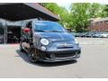 Nero (Black) 2012 Fiat 500 Abarth