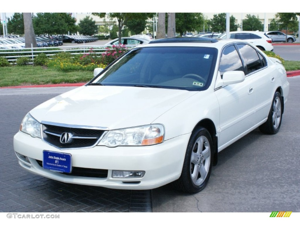 2003 white diamond pearl acura tl 3 2 type s 94461518. Black Bedroom Furniture Sets. Home Design Ideas