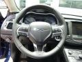 Black Steering Wheel Photo for 2015 Chrysler 200 #94475731