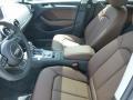 Front Seat of 2015 A3 2.0 Premium Plus quattro