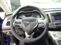 Black Steering Wheel Photo for 2015 Chrysler 200 #94484389
