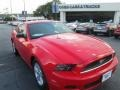 2014 Ruby Red Ford Mustang V6 Coupe #94486142
