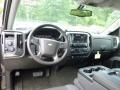 2014 Chevrolet Silverado 1500 Jet Black Interior Dashboard Photo