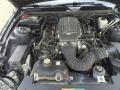 2007 Alloy Metallic Ford Mustang GT Premium Convertible  photo #15