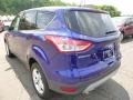 2014 Deep Impact Blue Ford Escape SE 1.6L EcoBoost 4WD  photo #4