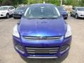 2014 Deep Impact Blue Ford Escape SE 1.6L EcoBoost 4WD  photo #6