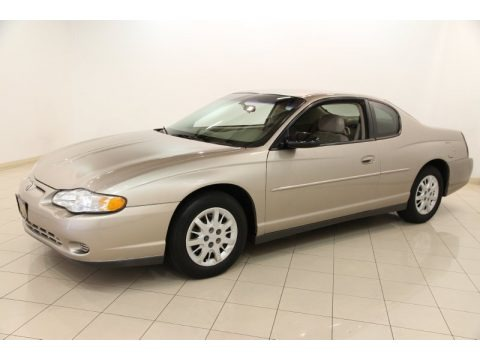 2003 Chevrolet Monte Carlo LS Data, Info and Specs