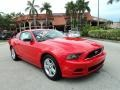2014 Race Red Ford Mustang V6 Coupe #94515380