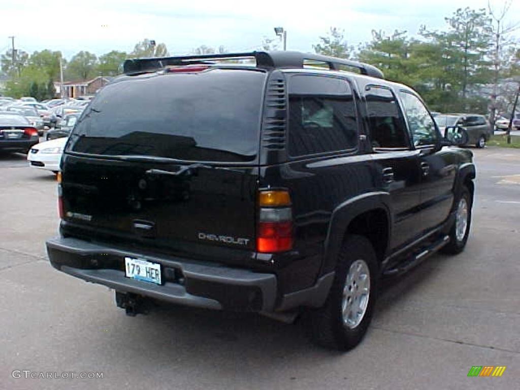 2005 black chevrolet tahoe lt 4x4 9452371 car color galleries. Black Bedroom Furniture Sets. Home Design Ideas